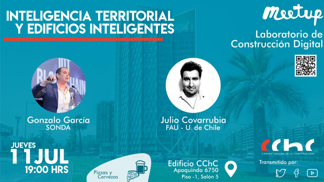 meetup Inteligencia Territorial y Edificios Inteligentes
