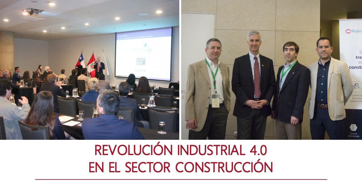 Revolución 4.0 en la Construcción - INQSOL en Lima - KONTRUX